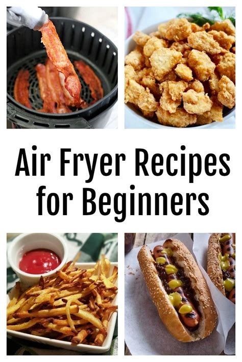 fryer air recipes beginners cook bacon electric sure guidelines basic cooking cooks tips using pot pressure vegetable frier crispy dad