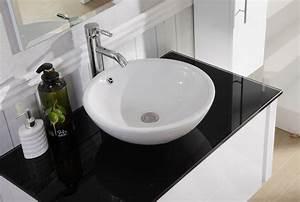 Aufsatzwaschbecken Mit Platte : aufsatzwaschbecken mit holzplatte m bel ideen und home ~ Michelbontemps.com Haus und Dekorationen