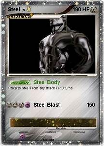 Pokémon Steel 172 172 - Steel Body - My Pokemon Card