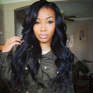 20 GORGEOUS WEAVE HAIRSTYLES FOR WOMEN.... - Godfather Style