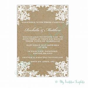 print at home invitation templates cloudinvitationcom With wedding invitations to print at home for free
