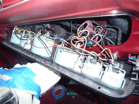66 Mustang Wiring Harnes Aftermarket by 187 Archive 187 1965 Ford Mustang Dash Electrical