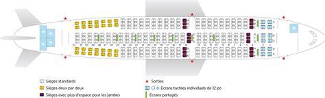 plan des sieges airbus a320 airbus a310 300 air transat