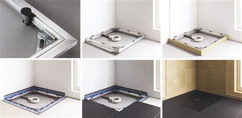Montaggio Piatto Doccia In Ceramica by Montaggio Piatto Doccia In Ceramica Raccordi Tubi Innocenti