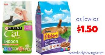 cat food coupons purina cat food deals at eagle