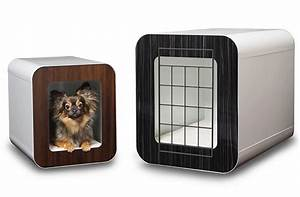 Kooldog modern dog crates and dog houses for Contemporary dog crate