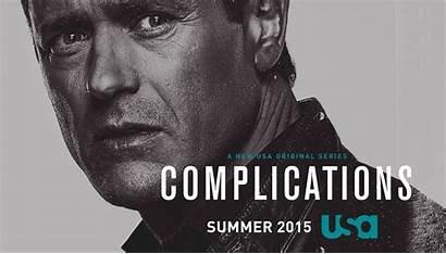 Complications Usa Network Shows Serie Ellis Robot