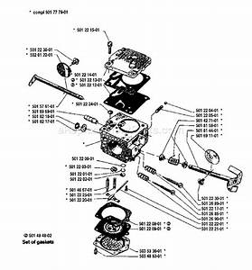 Husqvarna T540xp Parts Diagram