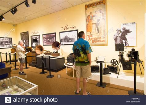 of home edison inventor home and museum in ft myers florida Innovations