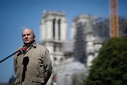 Paris archbishop welcomes Macron's renewed pledge to ...