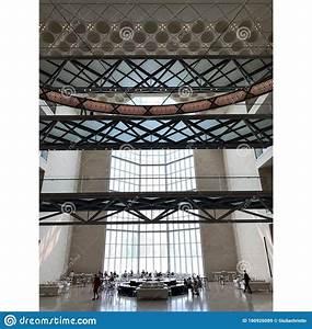 Museum, Of, Islamic, Art, Doha, Editorial, Stock, Image, Image, Of