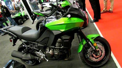 Kawasaki Versys 1000 Backgrounds by 2014 Kawasaki Versys 1000 Abs Walkaround 2014 Montreal