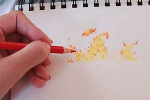 How to Draw Fire: 3 Drawing Tutorials