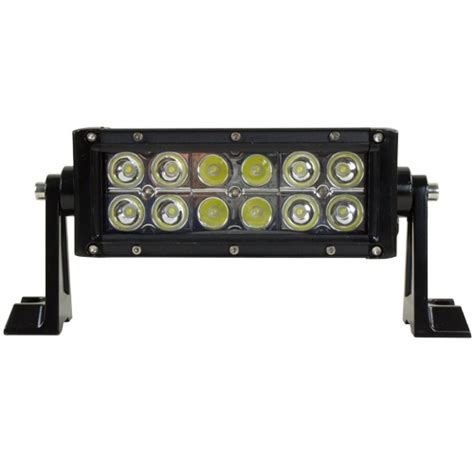 8 quot led spot flood combination light bar