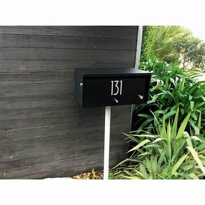 Letterbox Metro Opening Mailbox Zealand Nz Boxdesign