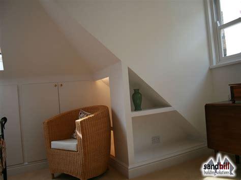 loft conversion bedroom  ensuite putney london sw