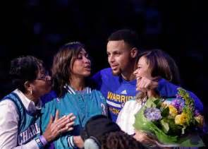 Stephen Curry's future brother-in-law plays for Warriors ...