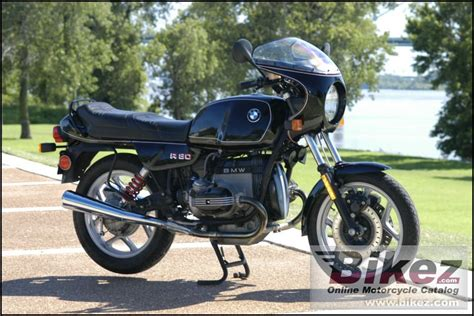 Bmw R 80 Picture