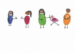 Malen Mit Kindern : bild 3 malen per fingerabdruck mit kindern fantasiewesen erschaffen ~ Orissabook.com Haus und Dekorationen