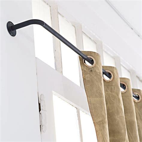 Gardinenstange Holz Ikea by Gardinenstange Omara Loberon Coming Home Vorhang In