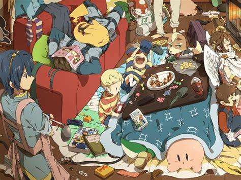 Super Sleepover Super Smash Bros Brawl Fan Art