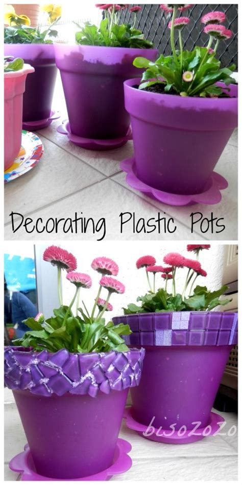 decorating flower pots how to decorate plant pots plants how to decorate and pots