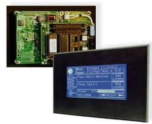Panel Touch Controller Embedded Computer With Hmi For