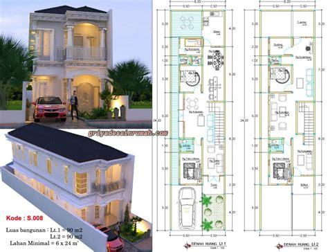 desain rumah mewah modern  lantai jasa desain rumah