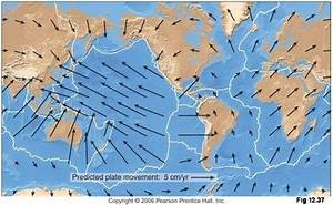 What is the basis for science dividing earth's lithosphere ...