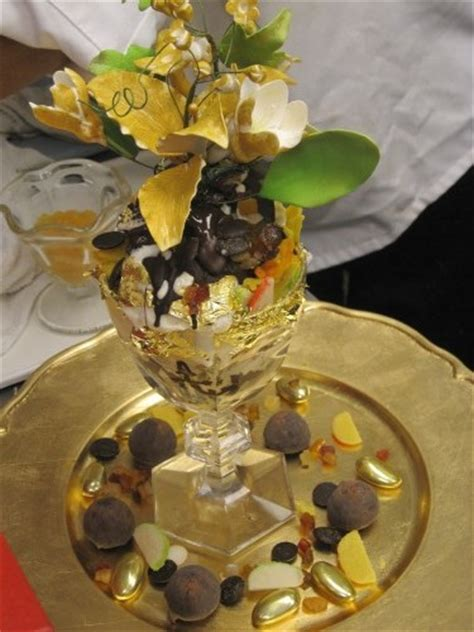 The Golden Opulence Sundae by Popville 187 So About That 1
