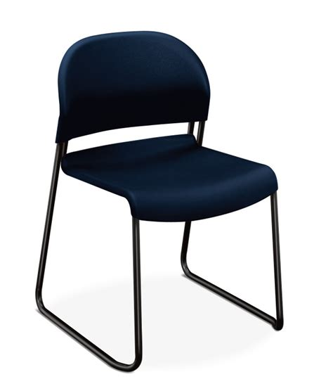 hon gueststacker textured stacking chairs set of 4
