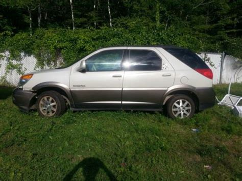 Used Buick Enclaves by Find Used 2003 Buick Rendezvous Cxl Buick Enclaves Cousin