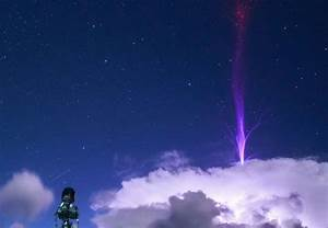 The Elusive Gigantic Jets of Lightning | Amusing Planet