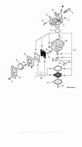 Echo Srm-210 S  N  07001001 - 07999999 Parts Diagram For Carburetor  N  05281190