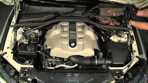 2006 Bmw 5 Series Engine Diagram by Replacing The Microfilter In A Bmw 5 Series 04 Thru 10