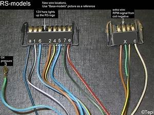 M2 Escort Wiring Problem