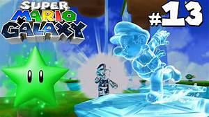 Super Mario Galaxy - Gameplay Walkthrough - Green Power ...