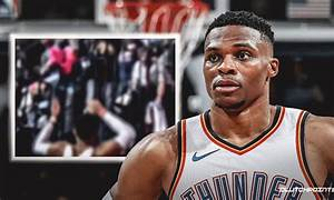 Thunder video: Russell Westbrook accidentally tackles ...