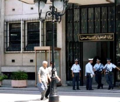 ministere de l interieure tunisie une premi 232 re en tunisie le minist 232 re de l int 233 rieur aux mains des islamistes