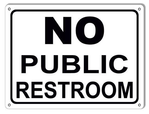 price for garage door no restroom sign 9 12 reproduction vintage signs