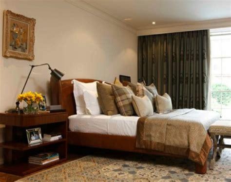 cozy  inspiring bedroom decorating ideas  fall colors digsdigs
