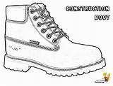 Coloring Boots Construction Timberland Template Truck Sheets Sketch Dump Boot Snow Colouring Shoes Sneakers Yescoloring Dirty Bold Bossy Templates Sketchite sketch template