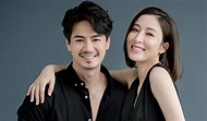 Tavia Yeung and Him Law Share Maternity Photos | Hotpot TV ...