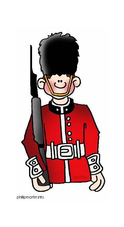 British Clipart Soldier Government Coat Kingdom United