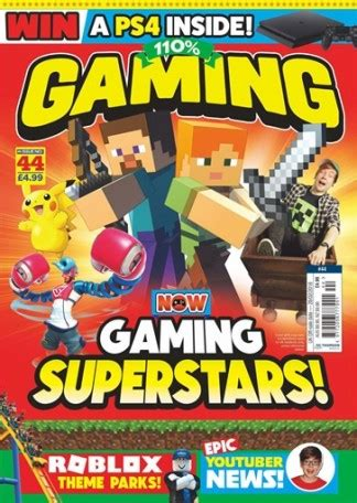 gaming magazine subscription isubscribecouk