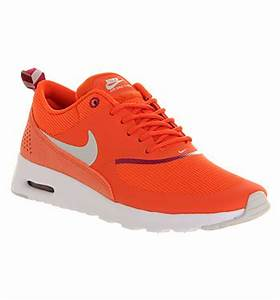 Nike Air Max Thea Orange Bright Magenta Hers trainers