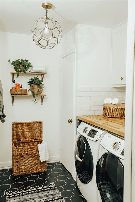 Before & After Our Laundry Room Reveal!  Livvyland