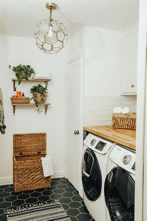 laundry room reveal livvyland