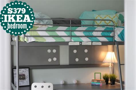 $379 Ikea Bedroom Makeover  Passionate Penny Pincher