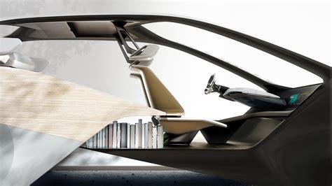 Bmw I Inside Future Sculpture Showcases Interior Of Future